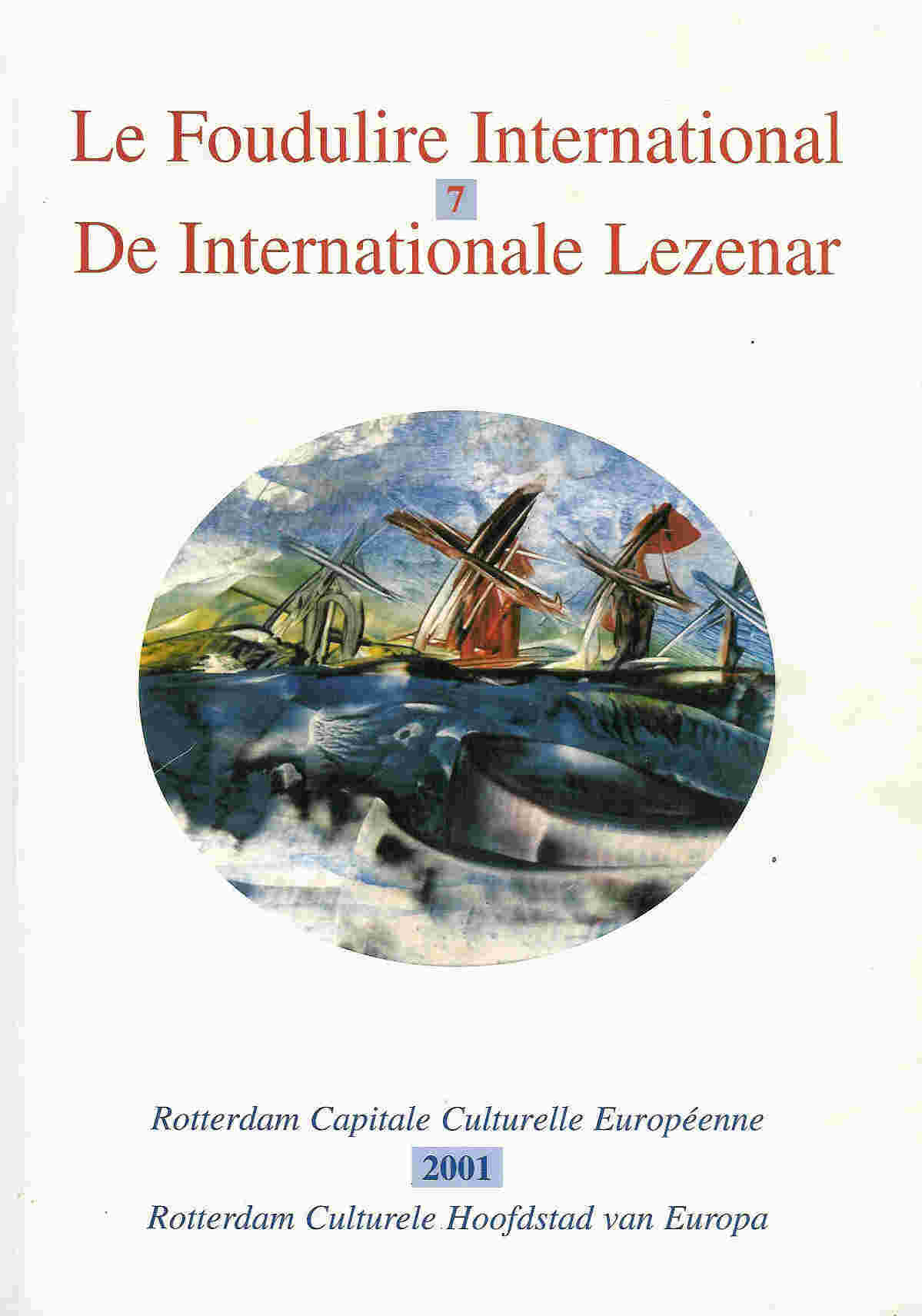 Le Foudulire International 7, Villefontaine 2001
